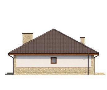 Проект дома Проект Z10, 134.3 м2