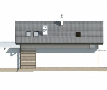 Проект дома Проект Z299, 143.8 м2
