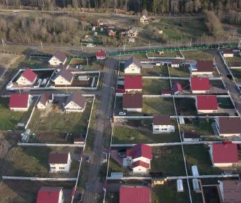 Коттеджный поселок Сергиевское