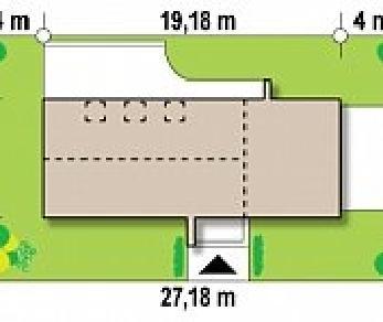 Проект дома Проект Zx40, 198.4 м2