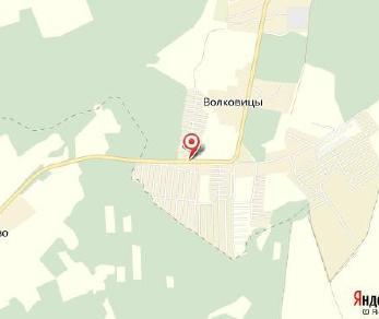 Продажа участка Волковицы