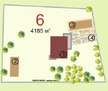 Продажа дома КП Медовое, участок № 6