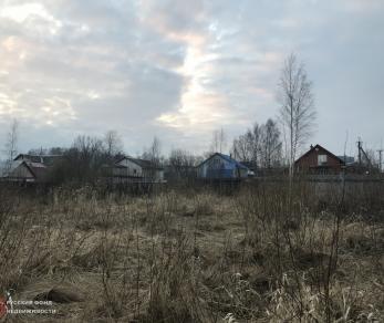 Продажа участка Рахья, Октябрьское ш.