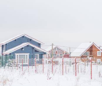 Коттеджный поселок Петергофские предместья