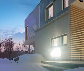 Проект дома Проект zx45, 189.6 м2