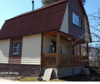 Продажа дома Фантранс Новая Ропша СНТ 5-я Речная ул.