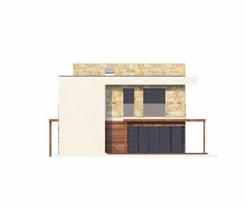 Проект дома Проект Zx14, 238.2 м2