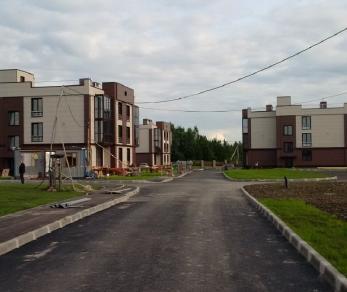 Коттеджный поселок Жилой комплекс Мелодия