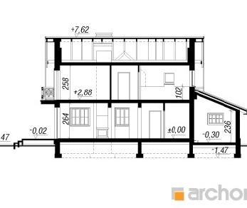 Проект  Дом в солодках (Г), 138.9 м2