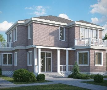 Проект дома AS-2029, 212 м2