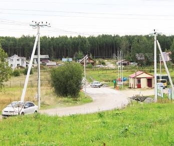 Коттеджный поселок ПриЛЕСный