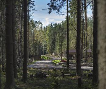 Коттеджный поселок VASKELA