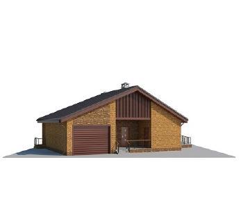 Проект дома AS-2145, 395 м2