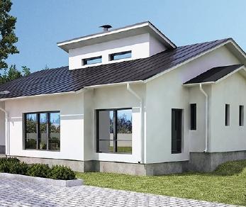 Проект дома Серенада, 141 м2