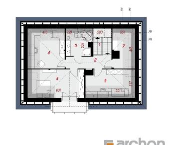 Проект  Дом в авокадо (Н), 136.95 м2