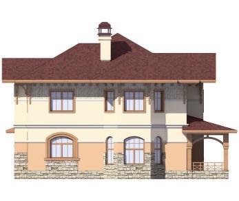 Проект  Проект 203/206 , 203 м2