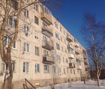 Продажа квартиры Заводской пос., Центральная ул., д. 3