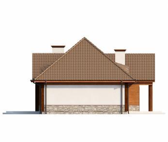 Проект дома Проект Z20, 234.8 м2
