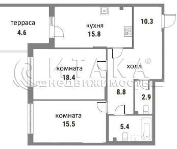 Продажа квартиры Катерников, д. 6