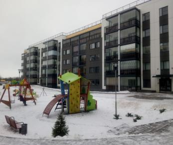 Продажа квартиры Колпино г., Понтонная ул., д. 7, к. 1
