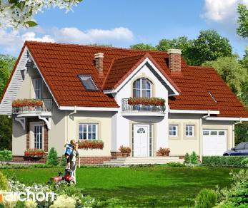 Проект  Дом в глициниях 2, 171.1 м2