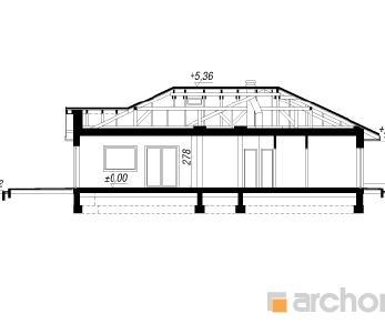 Проект  Дом в бадане 2, 185.9 м2