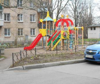 Продажа квартиры Стрельна, Орловская ул., д.1
