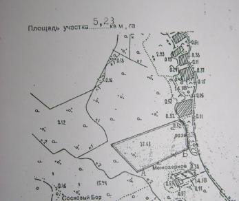 Продажа участка Сосновый Бор