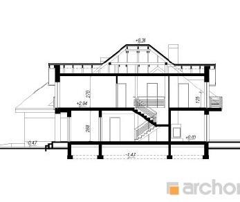 Проект  Дом в бергамотах (Г2Н), 237.9 м2