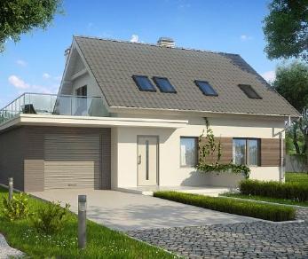 Проект дома Проект z231, 178.5 м2