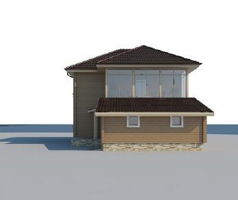 Проект дома AS-2153, 188 м2