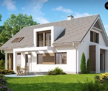 Проект дома Проект Z236, 211 м2