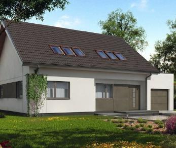 Проект дома Проект z266, 197 м2