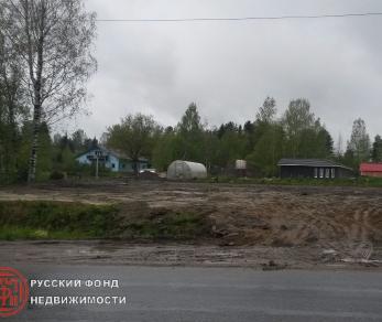 Продажа участка Вартемяги дер., Приозерское шос., д. 11