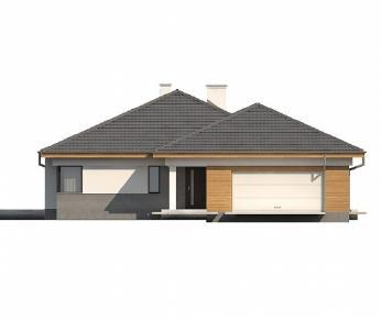 Проект дома Проект Z281, 189.2 м2