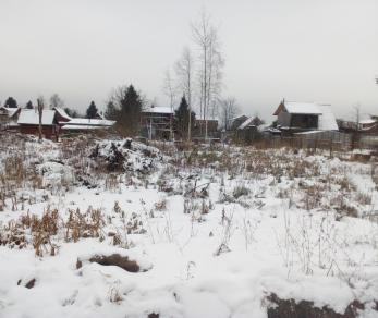 Продажа участка Шлиссельбург, Кедровая ул.