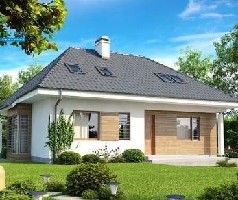 Проект дома Проект z104, 184.5 м2