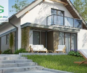 Проект дома Проект z302, 118.9 м2