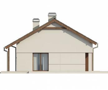 Проект дома Проект Z191, 99.8 м2