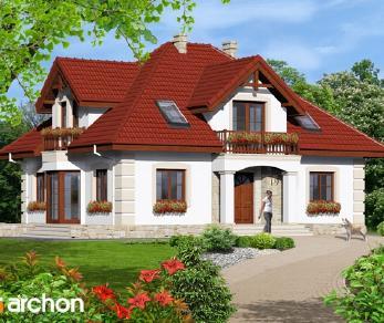 Проект  Дом в эхинацеях 3, 166.6 м2