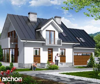 Проект  Дом в рододендронах 6 (Г2Н), 193.3 м2