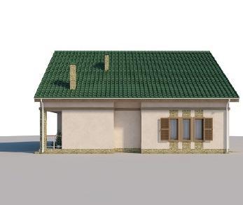 Проект дома AS-320-2, 217.7 м2