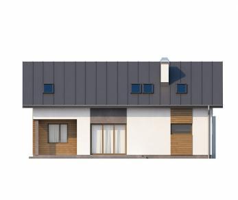 Проект дома Проект Z188, 200.5 м2