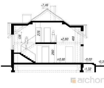 Проект  Дом под тополем, 147.7 м2