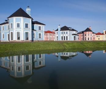 Коттеджный поселок Мариинская усадьба