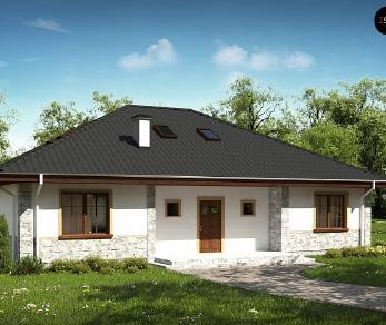 Проект дома Проект Z10, 215.6 м2