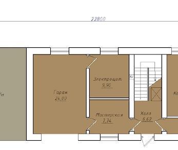 Проект  Проект 175/265 , 175 м2