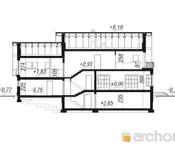Проект  Дом в каллах 2 (Г2П), 333.3 м2