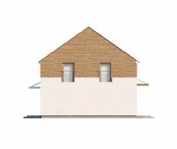 Проект дома Проект Zx11, 204 м2