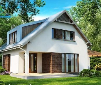 Проект дома Проект zx23, 164.1 м2
